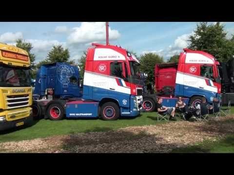 Real Trucks (Truckshow Jesperhus 2016 part 2) - YouTube