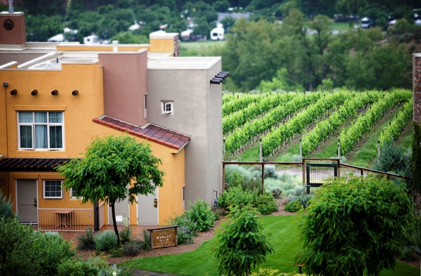 spirit ridge resort and winery...had a great trip here. I see why people move to south OK now!