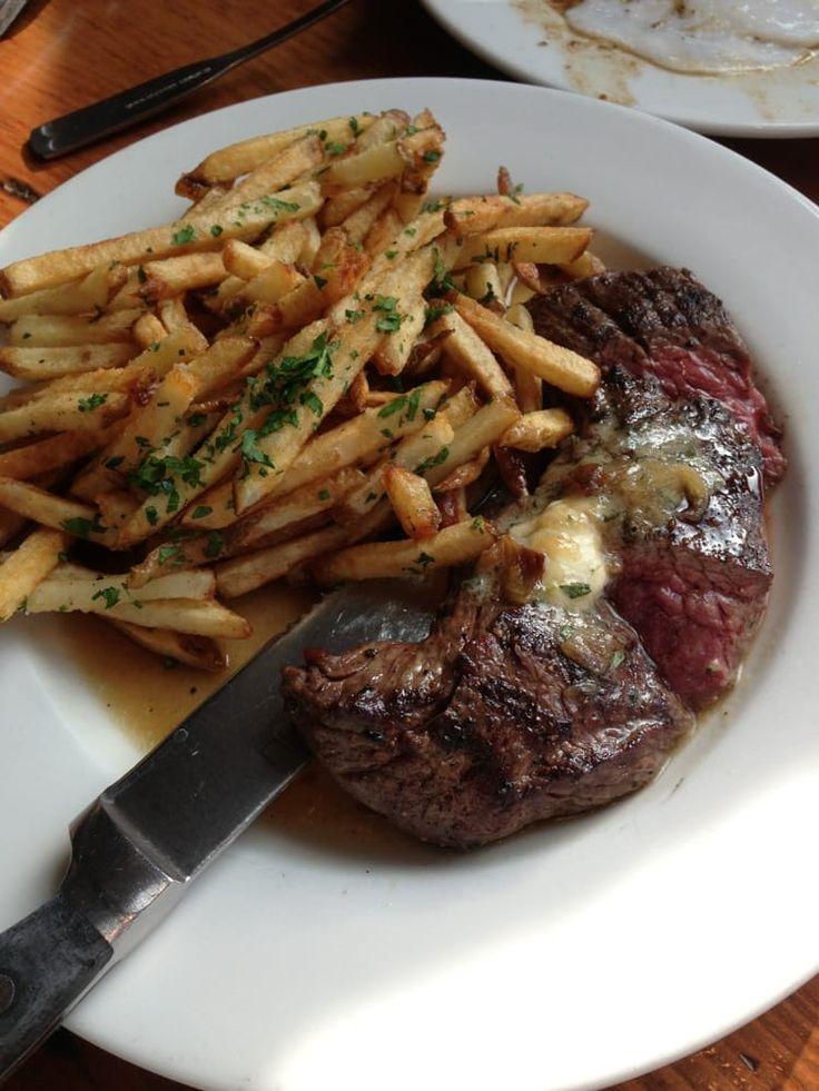 Image result for steak frites tasty and alder