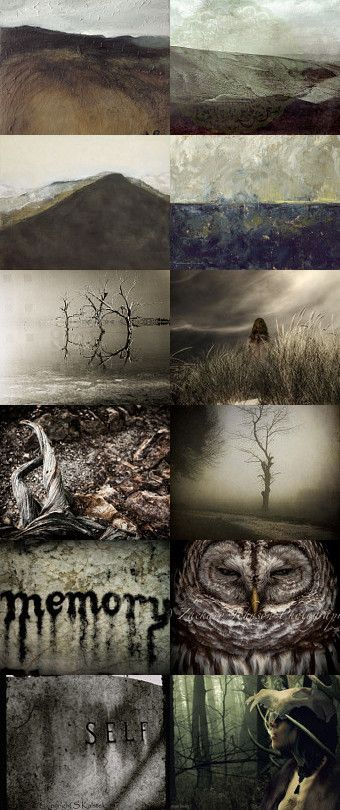 """The Bleak Plains"" by Nadja Sand --Pinned with TreasuryPin.com"