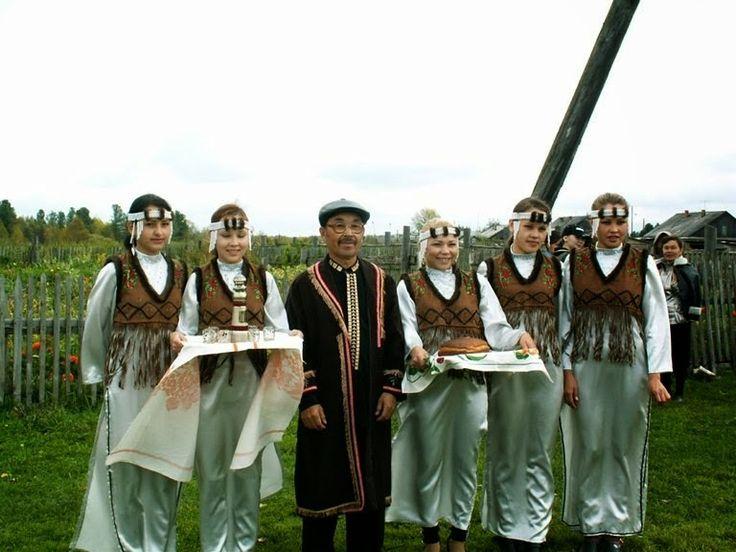 Çulım Türkleri - Culinar Turks - Чулым түріктері (Tomsk Oblastı - Rusya) - Türk Asya - Asian Turkish, Тюрки России
