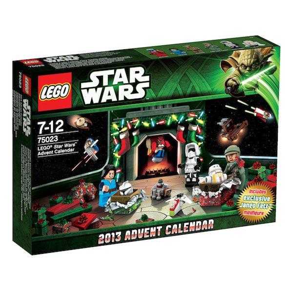 LEGO nos propone un calendario de adviento, un poco diferente. Ya ha empezado la cuenta atrás para la Navidad¡