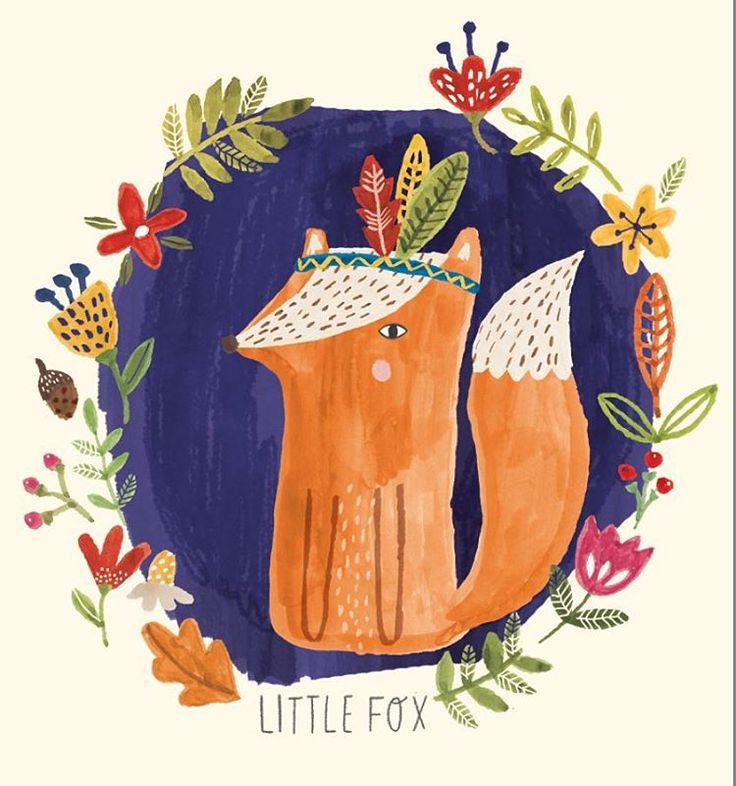 #fox #woodland