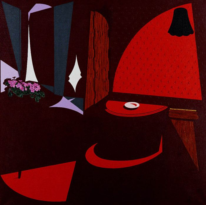 "Patrick Caulfield ""Rust Never Sleeps"""