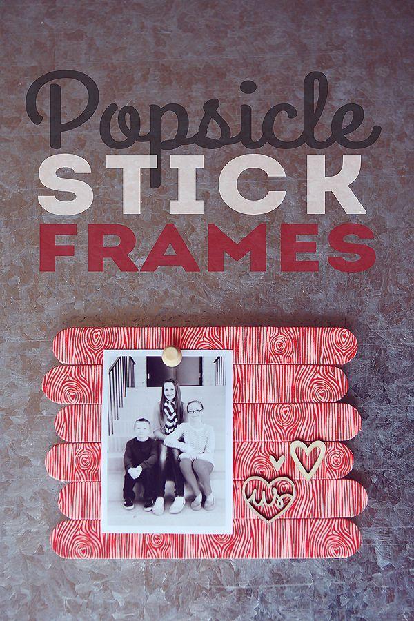 sporting goods outlet orlando DIY Popsicle Stick Frames