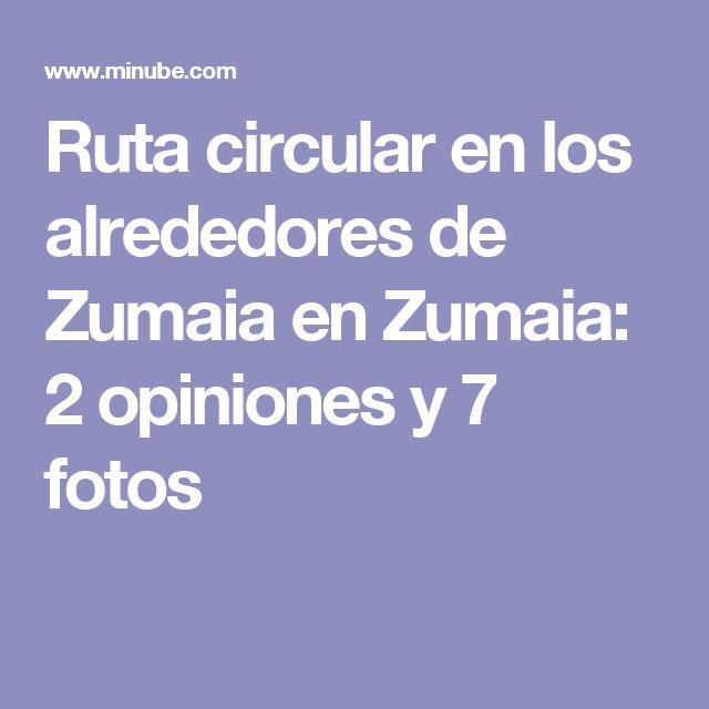Ruta circular en los alrededores de Zumaia en Zumaia: 2 opiniones y 7 fotos