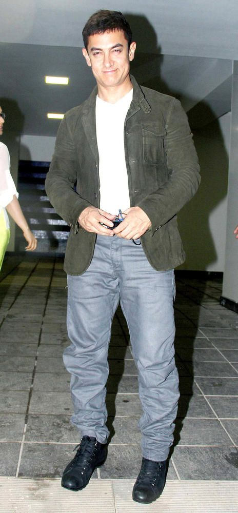 Aamir Khan #Bollywood #Fashion
