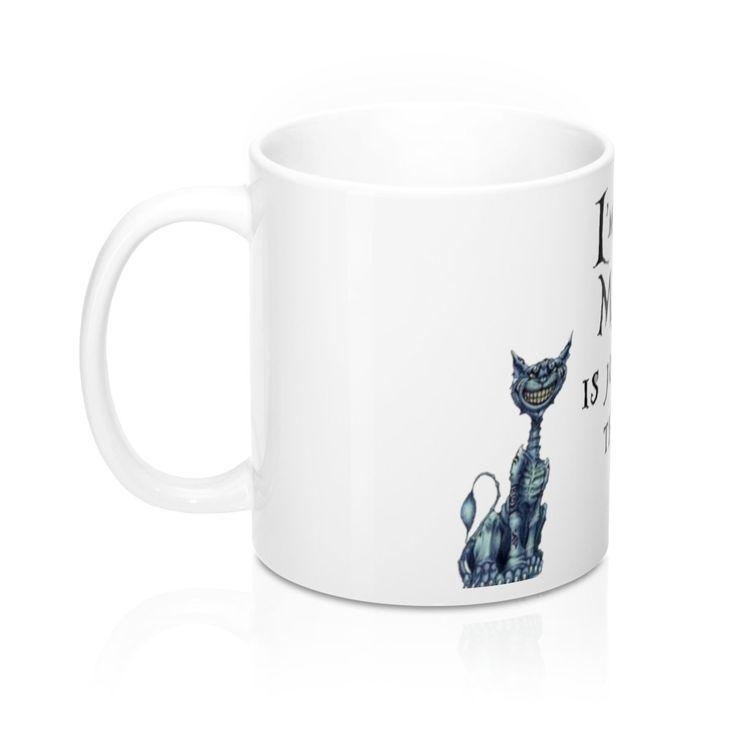 11oz Chesire Cat Mug