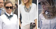 Diferentes formas de usar sua camisa branca | Danielle Noce