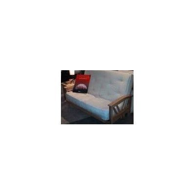 otis bed mercury 8 foam futon mattress size california king