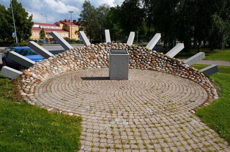 Seinäjoki: Seinäjoen ilmapuolustusmuistomerkki