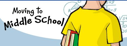 Moving Up to Middle School | School Counseling by Heartmiddle school transition