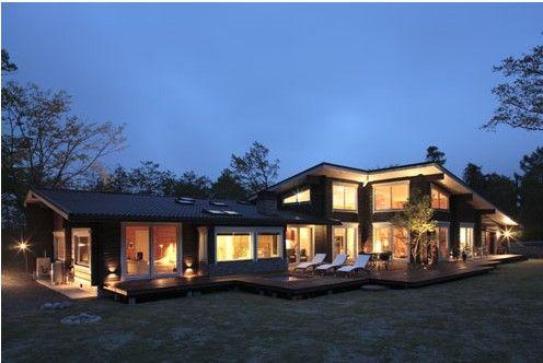 Honka : Maison bois contemporaine - Blog construction Maison