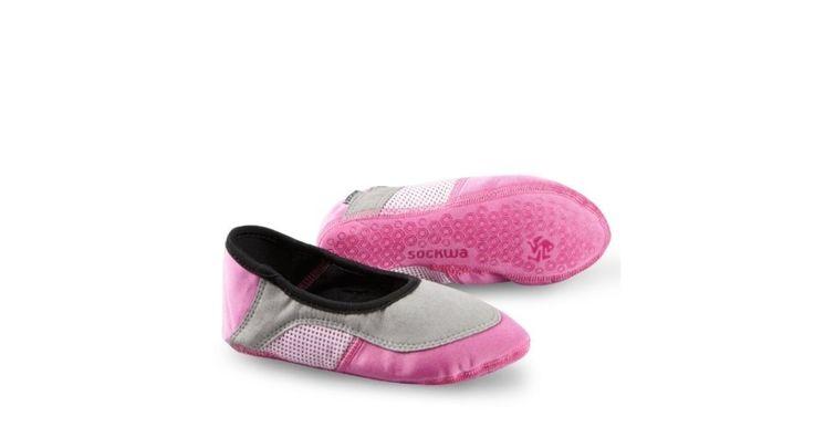 Sockwa Dojo Ballet Sock jsou indoorové ponožkobotky vhodné na cvičení jógy, bojové sporty, volný tanec atd., kde všude bodou Vaší druhou