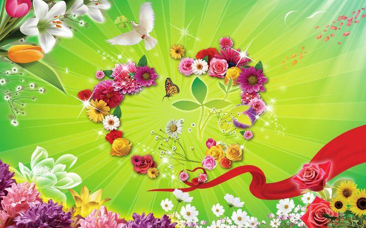 1920x1200 Desktop Background - flower