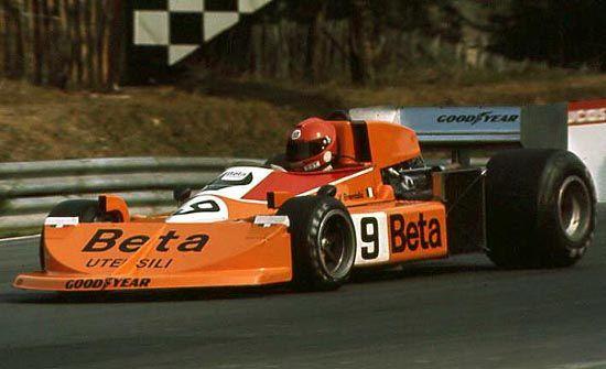 1976 March 761 - Ford (Vittorio Brambilla)