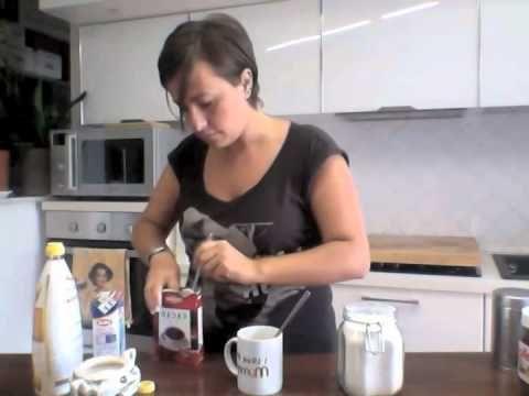 Angelina in cucina   Torta alla Nutella in tazza pronta in 5 minuti