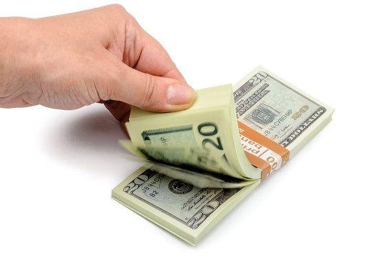 PROP MONEY 80New 20 dollar bill Fake money For by NordSaltov
