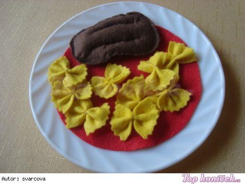 Výsledek obrázku pro šité jídlo