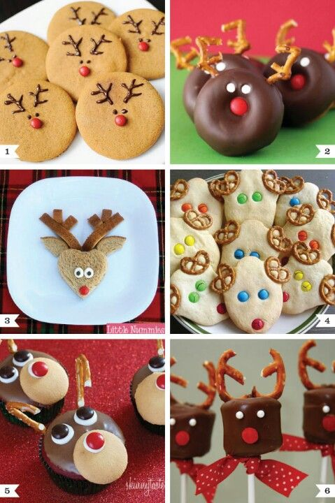 Christmas Food ideas!! *Image only