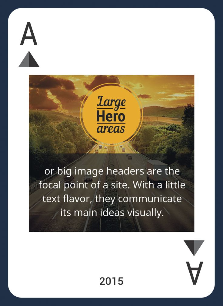 Win This Custom Card Deck & Discover Web Design Trends 2004-2014 https://www.pinterest.com/templatemonster/win-the-web-design-trends-cards/  #webdesigntrends #largeheroareas #games #playingcards