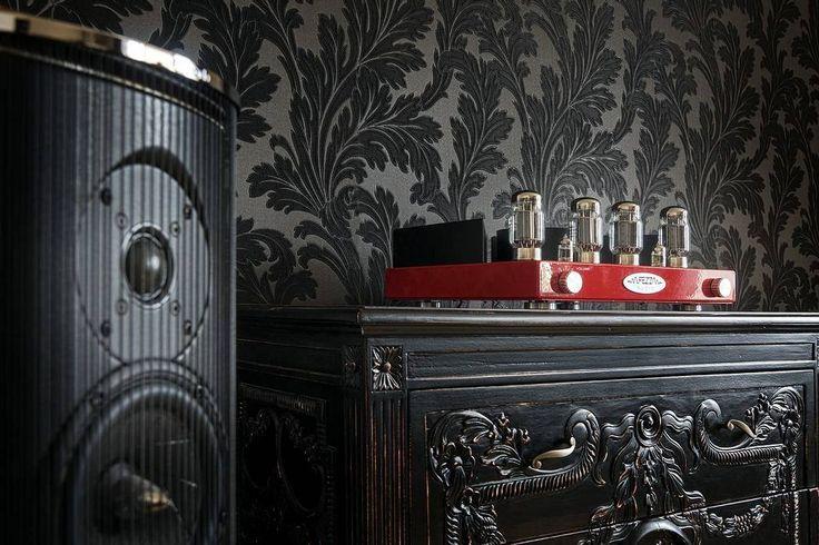 fezz audio Titania vacuum tube amplifire