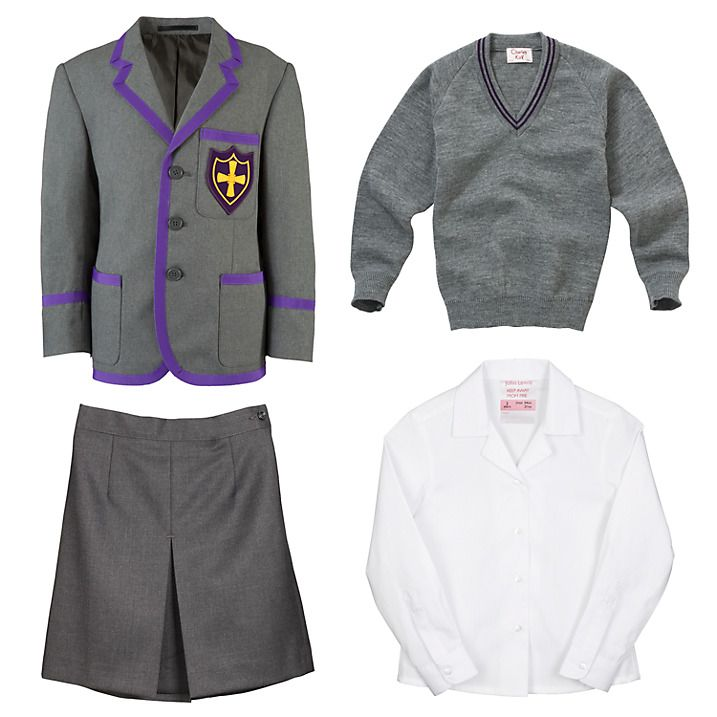 compulsory school uniform What do you think on the topic of school uniforms and weather they should be compulsory at all schools  should be proud of his/her school uniform this .