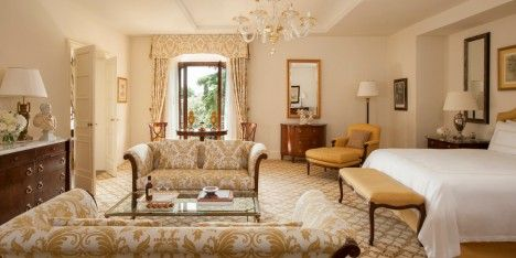 Four Seasons Hotel Firenze, Florence, Italy.