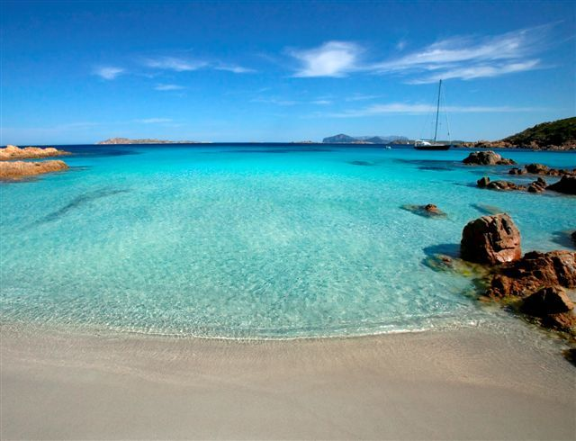 Li Coggi Beach #Sardinia