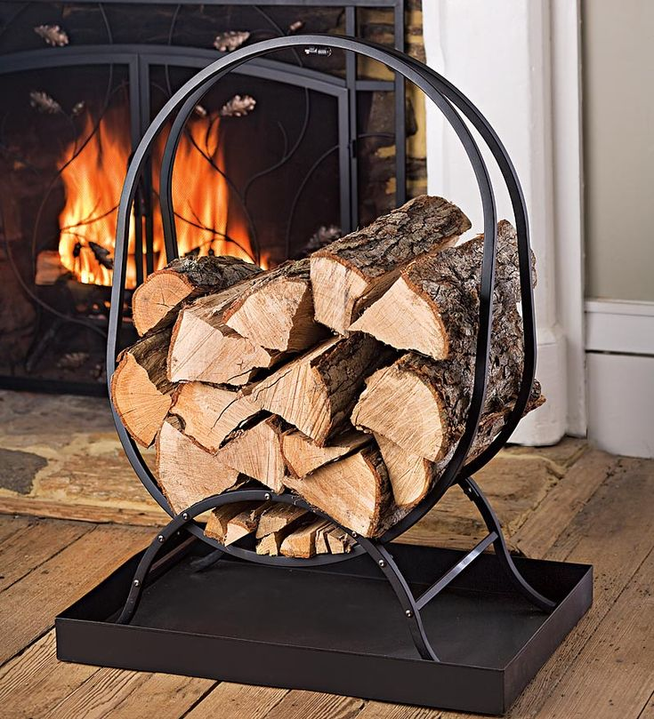 awesome outdoor firewood rack