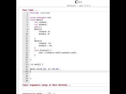 C++ Operator Overloading Introduction   Plus + Operator   Computer Aided...