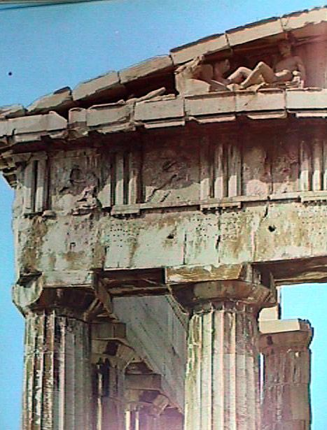 the construction of the parthenon comparative The parthenon enigma [joan breton connelly] on amazoncom free  shipping on qualifying offers built in the fifth century bc, the parthenon has been .