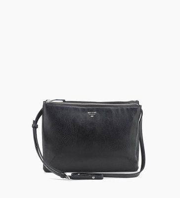 Matt and Nat Purse - Black – DenimBar