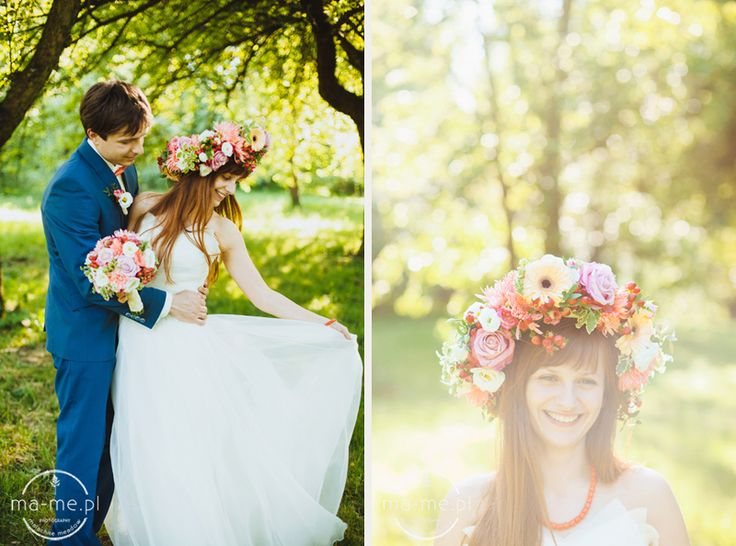 Decoratios and flowers: DecoEmotions, www.decoemotions.pl Photo: Malachite Meadow, www.ma-me.pl