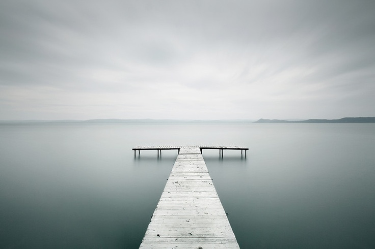 Hungarian photographer Ákos Major, on the other hand, seeks stillness, and finds an incredible depth there.