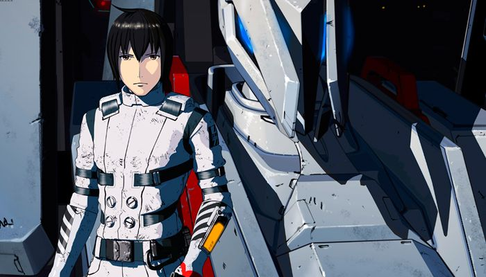 Knights of Sidonia   Tanikaze (Bleach DUB fans should recognize his voice actor quickly)