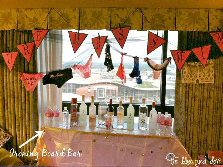 25 best ideas about hotel bachelorette party on pinterest for Bachelorette party decoration ideas