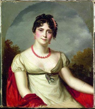 La emperatriz Josefina, la que fuera la primera esposa de Napoleón