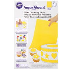 I'm going to have to try using these with my Cricut Cake and see how it works ... looks like it could be pretty cool!