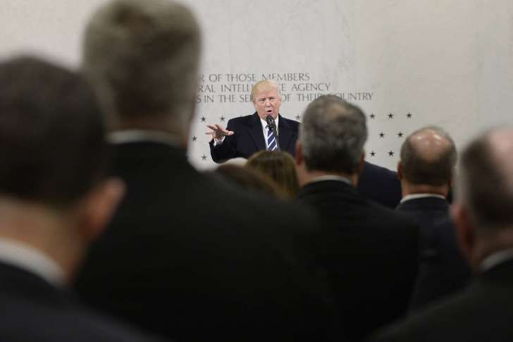 Spies Keep Trump in Dark on Intelligence in Sign of Mistrust -- U.S. intelligence officials have withheld sensitive intelligence from President Donald Trump because they are concerned it could be leaked or compromised, according to current and former officials familiar with the matter.