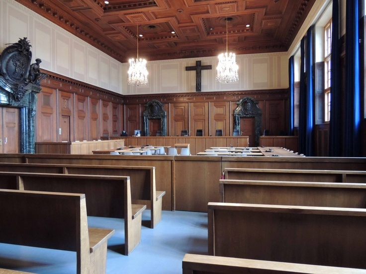 Sala 600 hoy d a memorial juicios de n remberg abogados for Sala 600 nuremberg