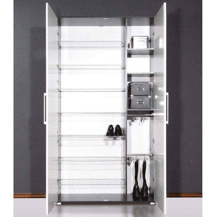 Armoire A Chaussures Amory Schoenenkast Wit Ikea