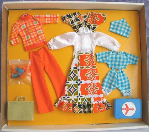 Palitoy pippa doll pak fashions boxed