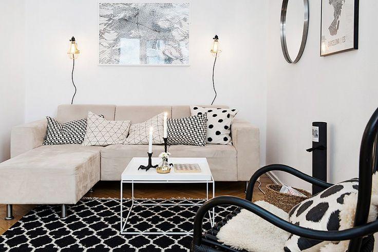 Apartamentos de um quarto são muito comuns atualmente, não é mesmo? Se você é dono de um ou ainda está à procura do ideal, este apartamento vai ajudá-lo co