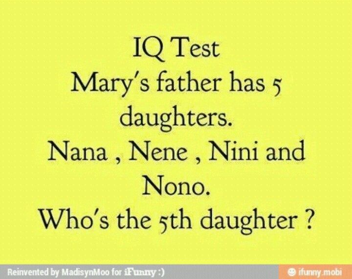 Image result for iq test jokes