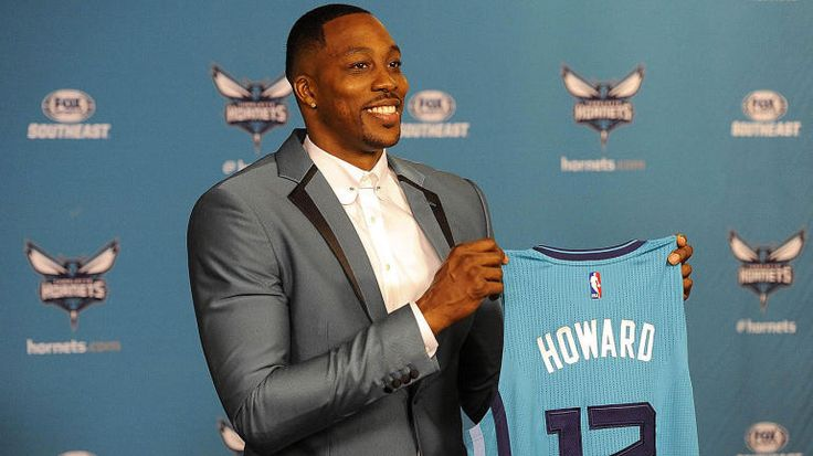 Dwight Howard wants to be a farmer in his retirement with his donkeys