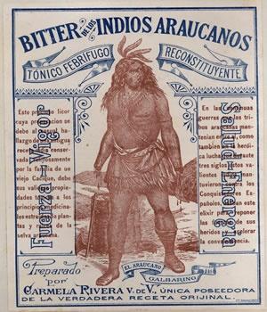 Bitter de los Indios Araucanos