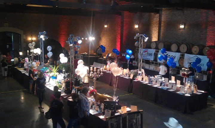Charity auctions earn more for the charity when patrons at the event can see what they are bidding upon. Dallas Light and Sound has extensive expertise in providing auction lighting that helps organizations to bring top dollar for their silent auction items. https://www.cfr1.org/fundraising-items/