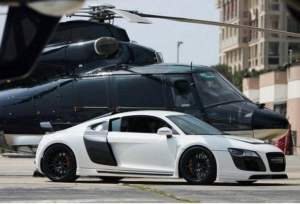 Damn sexy Audi R8.