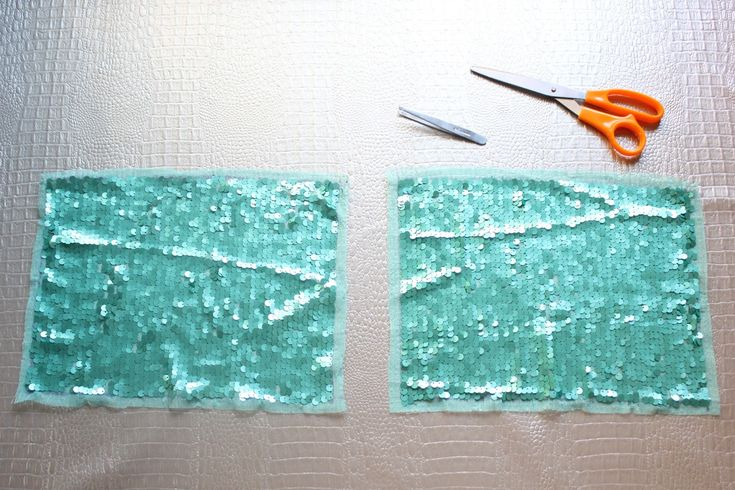 DIY: Cómo hacer un bolso de lentejuelas (sequin clutch) con cremalleraDIY: Cómo hacer un bolso de lentejuelas (sequin clutch) con cremallera